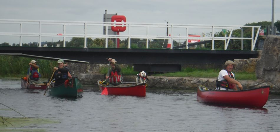 Canoeing Courses and Tuition in Somerset and Devon
